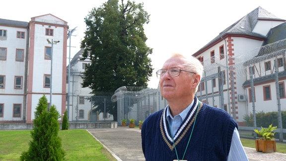 Ehemaliger Häftling aus den 1960er-Jahren – Hartmut Brix