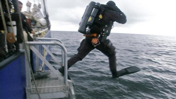 Die verbotenen Wracks - Tauchexpedition in der Ostsee