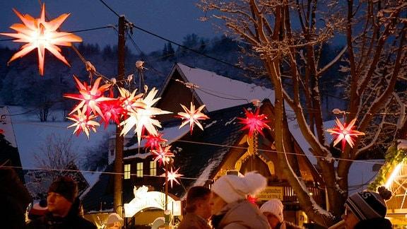 Seiffen – Kleines Weihnachtsparadies im Erzgebirge
