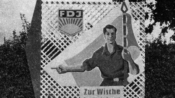 Wische-Aktion Plakat