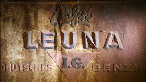 Die Bunker um Leuna - Von der Naziruine zum Chemiepark