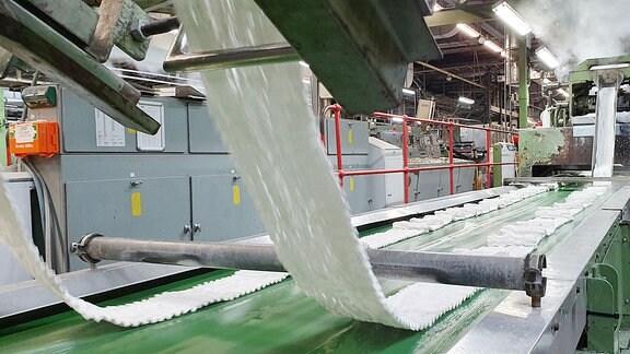 Grisutenanlage in einem Chemiefaserwerk in Premnitz