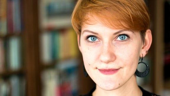 Porträtfoto von Sophie Koch - Vorsitzende der Jusos Dresden