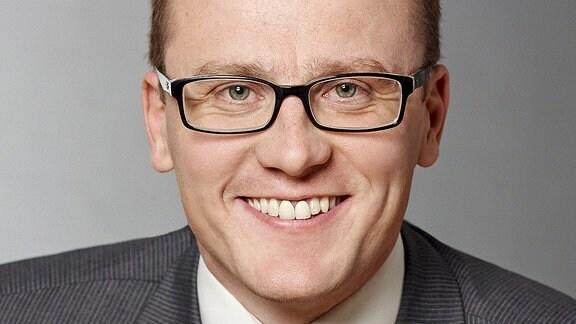 CDU-Landtagsabgeordneter Alexander Krauß