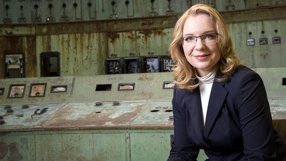 Poträtfoto von Professor Claudia Kemfert, Wissenschaftlerin am DIW