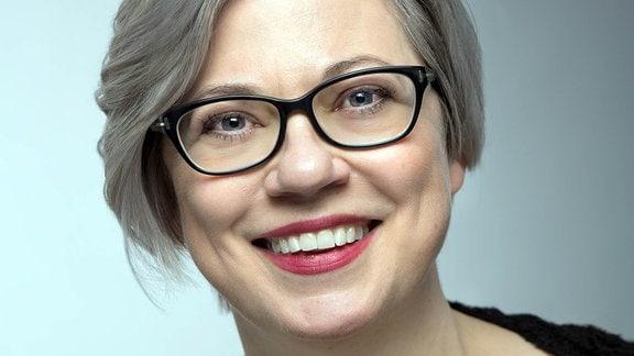 Nancy Gibson, Leiterin der Chemnitzer Musikschule