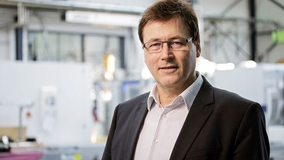 FDP Direktkandidat Gerald Ullrich