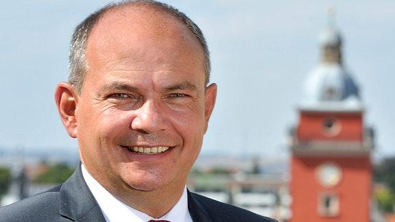 Knut Kreuch (SPD), Oberbürgermeister Gotha