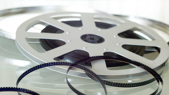 Eine Filmrolle