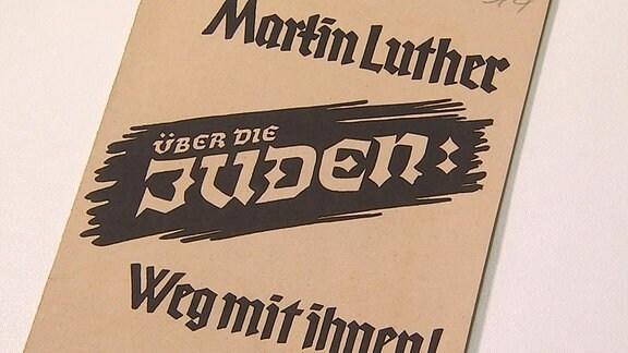 Martin Luther über die Juden