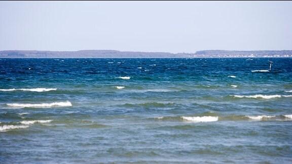 Blick auf die Nordsee