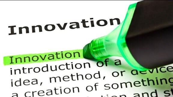 Innovation - Lexikonauszug