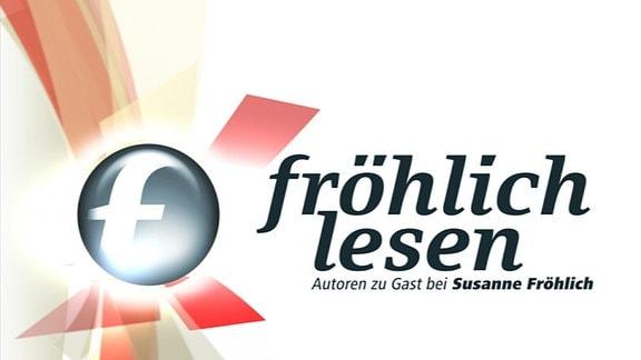 Logo der Sendung Fröhlich lesen
