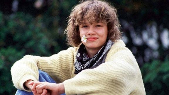 Franziska van Almsick, 1991