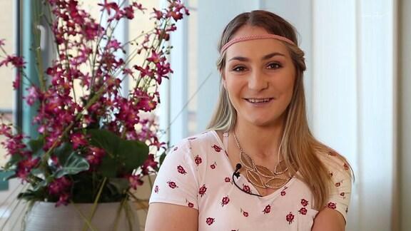 Kristina Vogel im Interview
