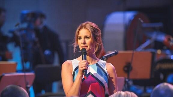 Mareile Höppner moderiert
