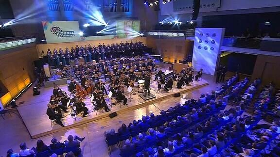 Das große Finale des ARD Händel-Experiments