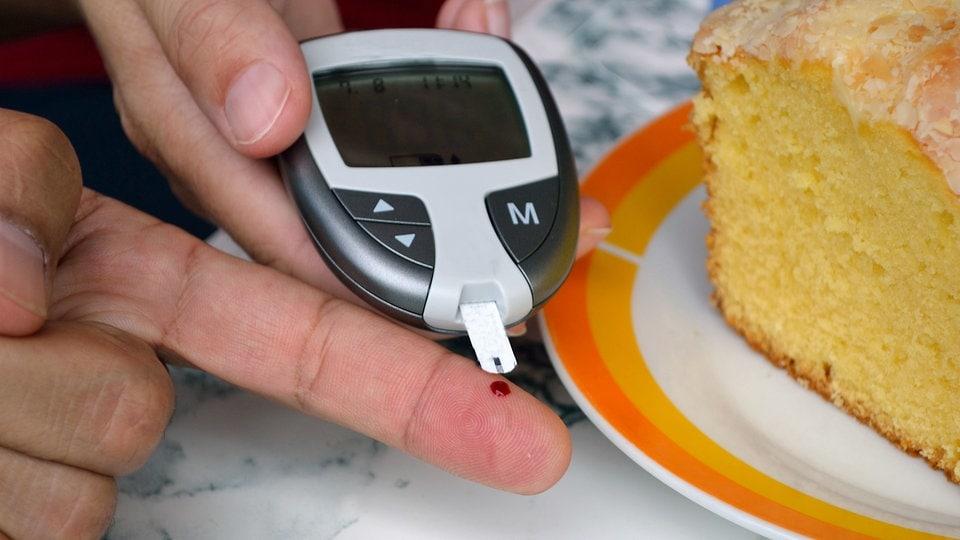 Neues Gerät Zur Schmerzfreien Blutzuckermessung In Sicht Mdrde
