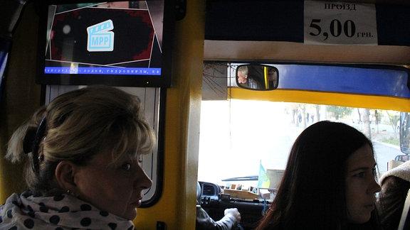 Von Seilbahn bis Maschrotka: Ukraine Verkehrsmittel