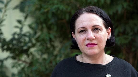 """Adina Manea, Programmdirektorin der Bukarester Nichtregierungsorganisation """"Tineri pentru Tineri"""" (Jugend für Jugend)"""
