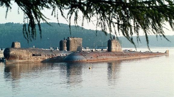 Atom-U-Boote K 159