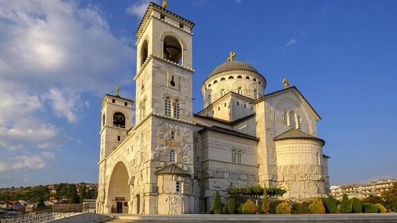 Serbisch-Orthodoxe Auferstehungskathedrale, Podgorica