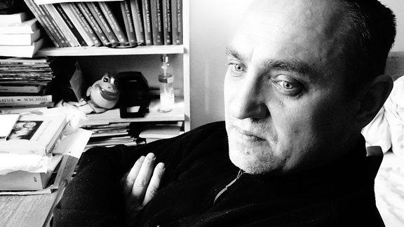 Der Warschauer Historiker Marcin Zaremba