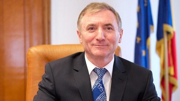 Rumänischer Generalstaatsanwalt Augustin Lazar