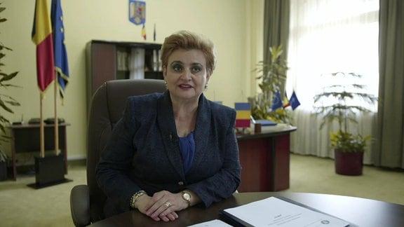 Umweltministerin Gratiela Gavrilescu