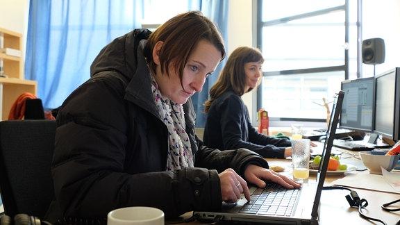 Ostbloggerin Kati Molnar