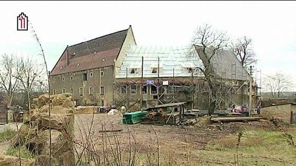 Instandsetzung von Schloss Batzdorf