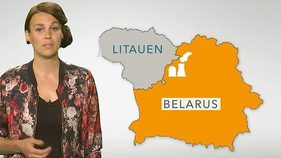 Das erste AKW für Belarus