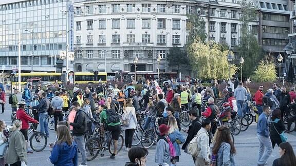 Belgrad Demo
