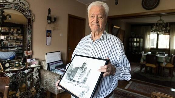 Bukarester Ingenieur Eugeniu Iordachescu