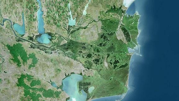 Das Donaudelta