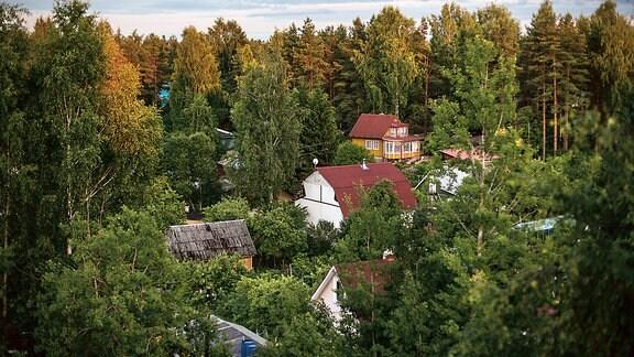 Datscha Russland