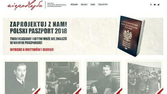 Online-Abstimmung über Reisepass Polen