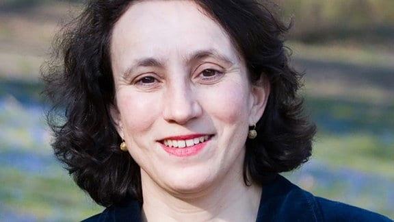 Journalistin Gemma Pörzgen