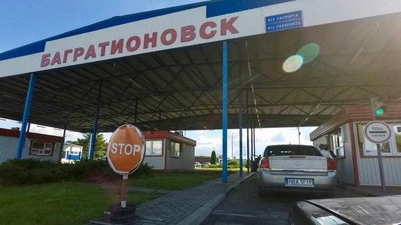 An der Grenze zu Polen