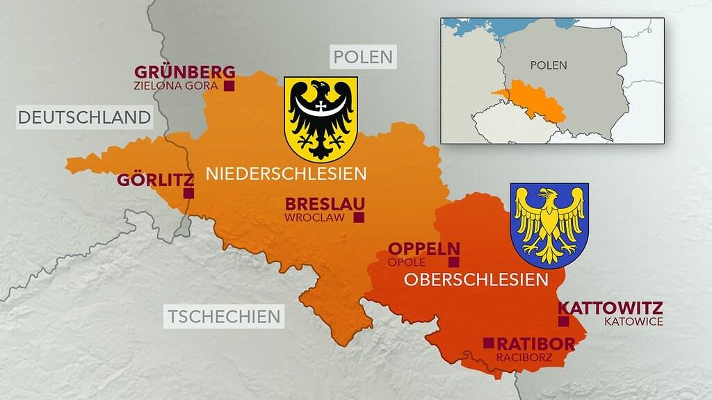 Schlesien Zwischen Den Identitaten Mdr De