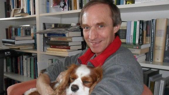 Der polnische Theologe Stanislaw Obirek