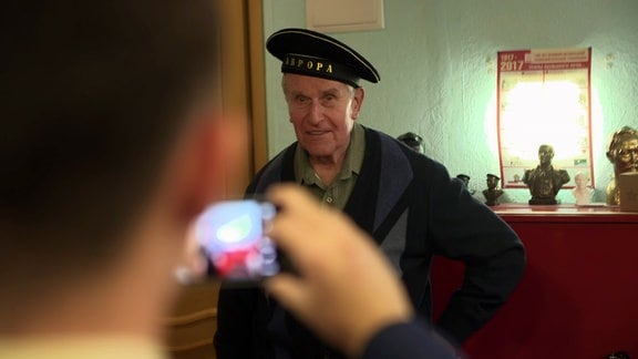 Altkommunist Walentin Karpumenko