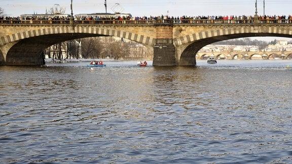 Legionenbrücke Prag