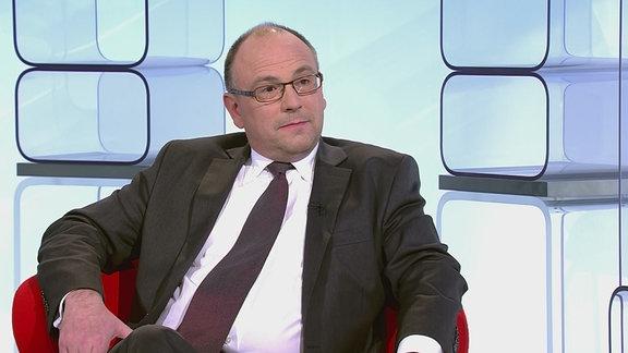 Wirtschaftsprofessor Reint Gropp