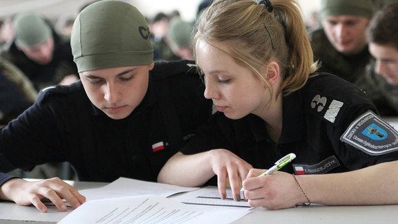 HIO Uniformklassen Polen