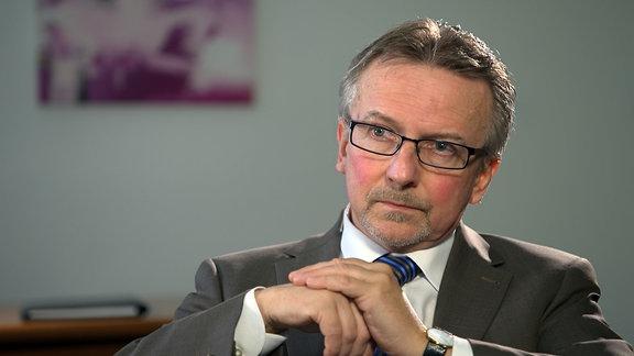 Karl-Heinz Kamp, Präsident der Bundesakademie für Sicherheitspolitik