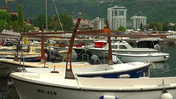 Jachthaven Montenegro