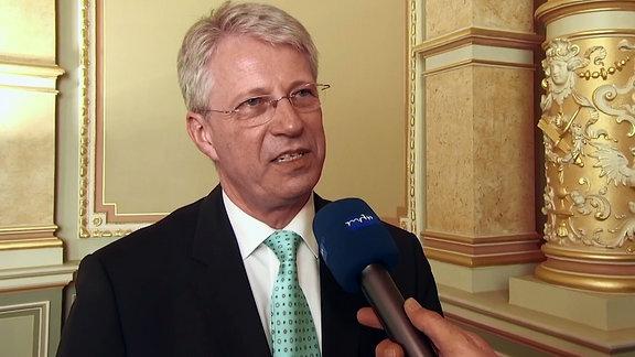 ESA-Direktor Reiter exklusiv