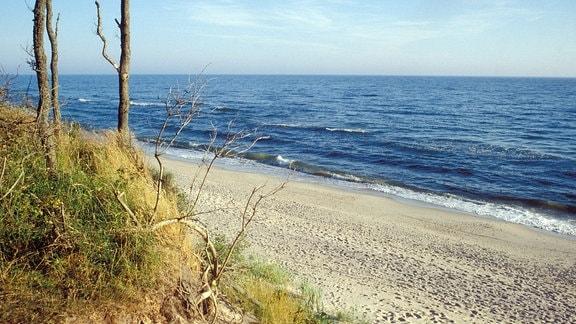 Ostseeküste bei Kolobrzeg