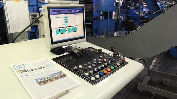Druckerei Deutsche Allgemeine Zeitung Almaty Computer